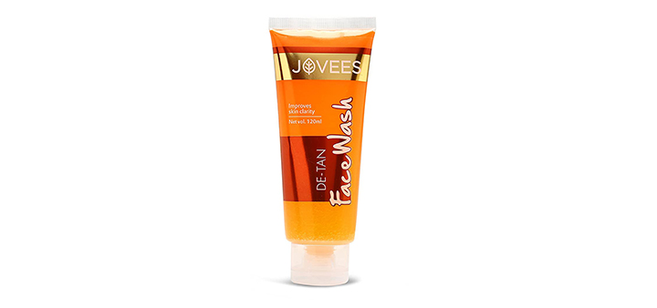 Jovees De-Tan Face Wash