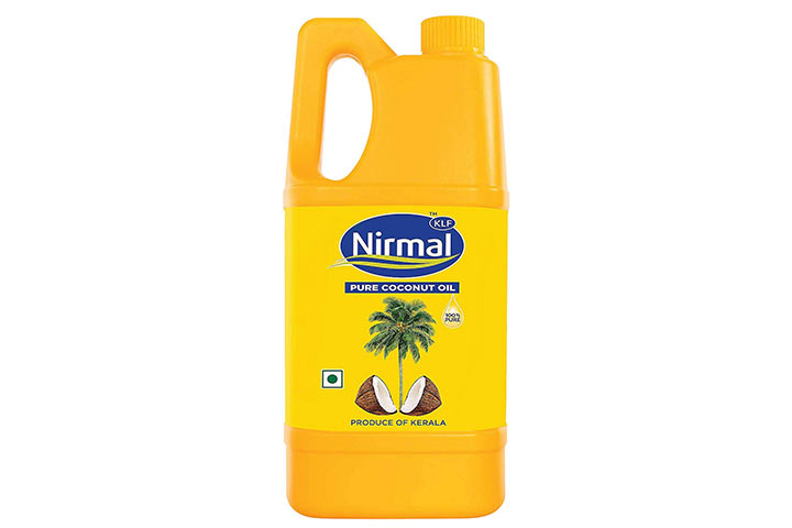 KLF Nirmal 100% Pure Coconut Oil