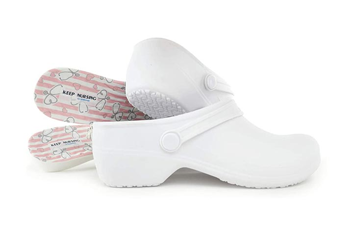 Keep Nursing Clogs for Women