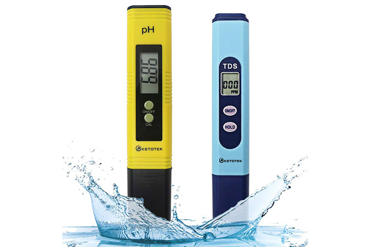 Ketotek Water Quality Test Meter