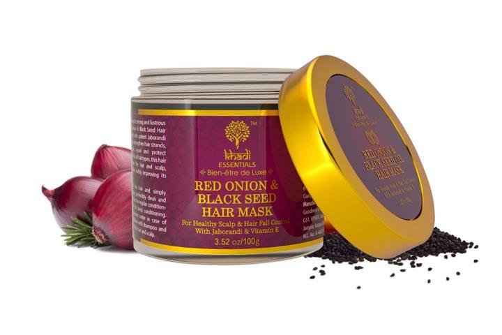 Khadi Essentials Red Onion Black Seed Hair Mask