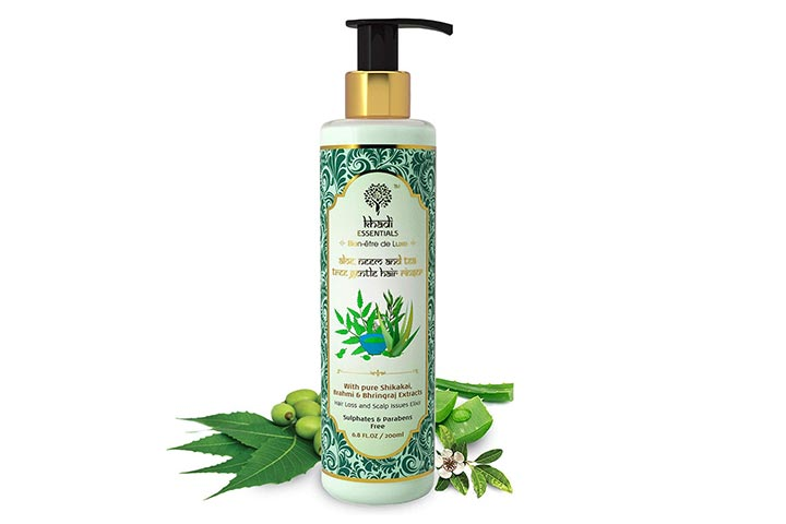 Khadi Essentials Shampoo