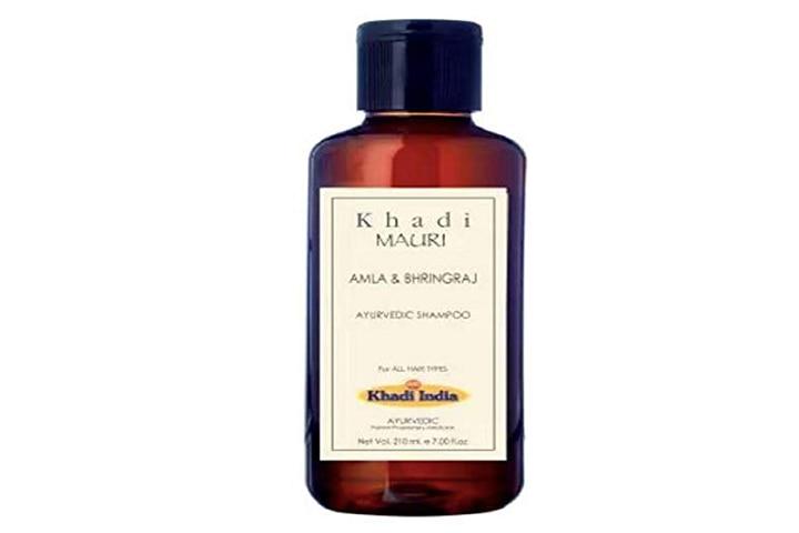 Khadi Mauri Ayurvedic Shampoo