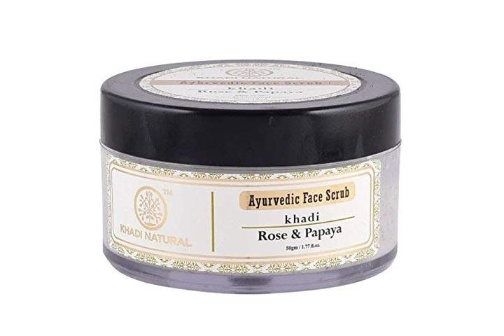 Khadi Natural Ayurvedic Face Scrub