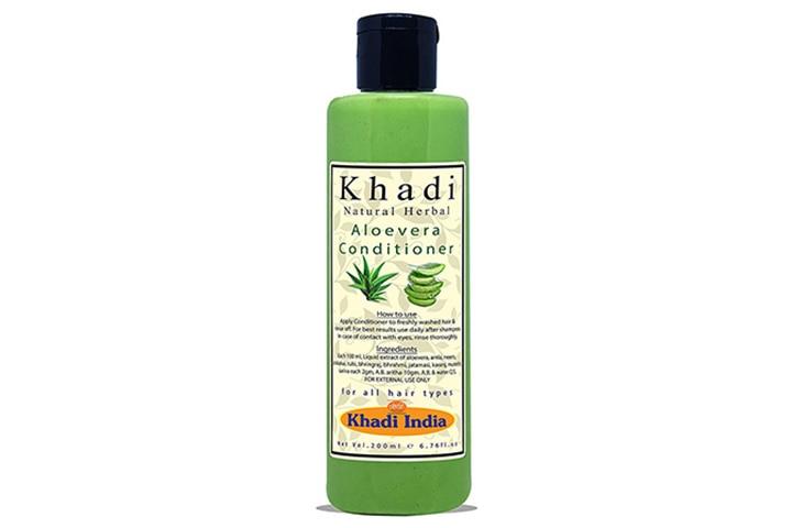 Khadi Natural Herbal Aloe vera Conditioner