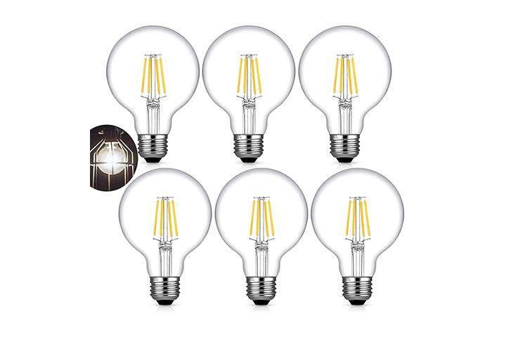 Kohree G25 Edison LED Globe Light Bulb