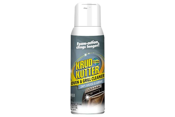 Krud Kutter 298478 Oven and Grill Cleaner