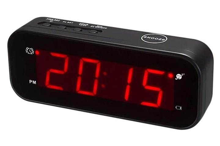 Kwanwa Digital Travel Alarm Clock