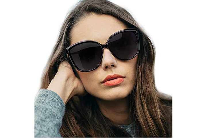 LVIOE Cat Eye Sunglasses For Women