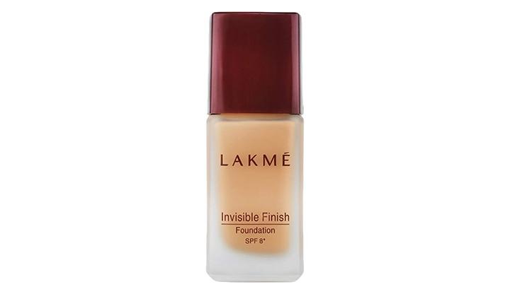 Lakme Invisible Finish