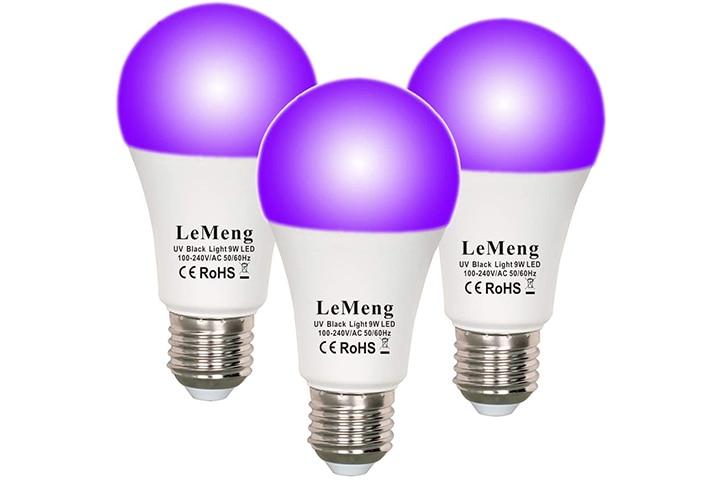 LeMeng LED Black Lights