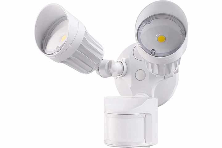 Leonlite Outdoor Motion Sensor Light