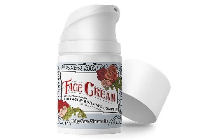 LilyAna Naturals Face Cream Moisturizer for Women