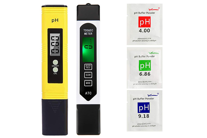 Liumy Water Quality Tester
