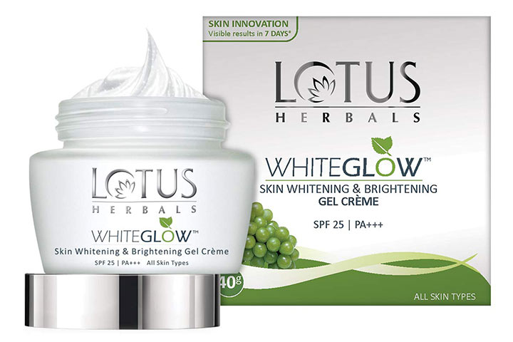 Lotus Herbals Whiteglow Gel Crème