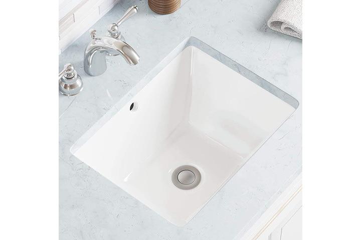 MR Direct Undermount Porcelain Sink