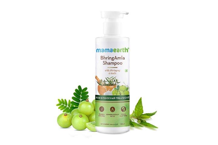MamaEarth Bringamla Shampoo