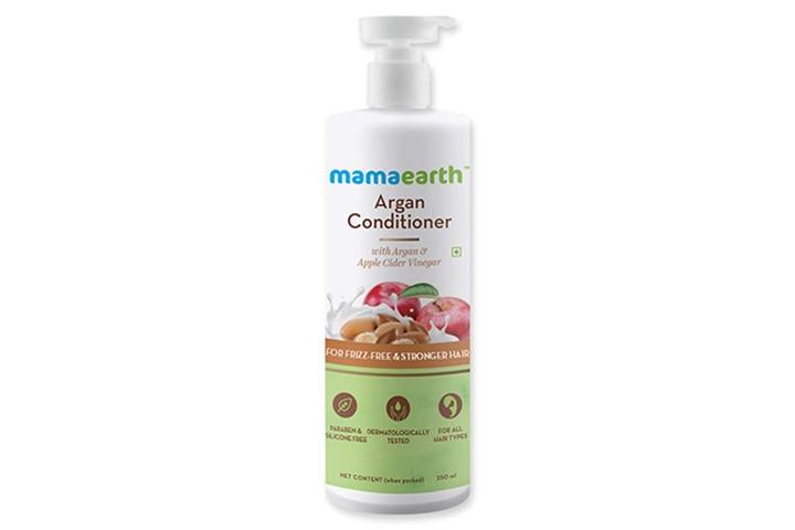 Mamaearth Argan & Apple Cider Vinegar Hair Conditioner