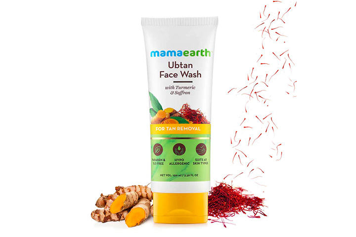 Mamaearth Ubtan Face Wash
