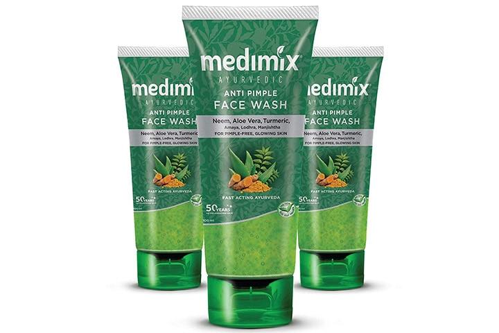 Medimix Ayurvedic Anti Pimple Face Wash