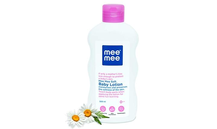 MeeMee Soft Baby Lotion