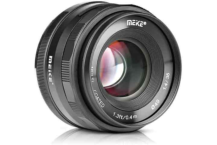 Meike Manual Focus Lens