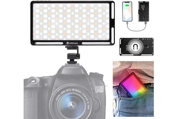 Moman Video Light
