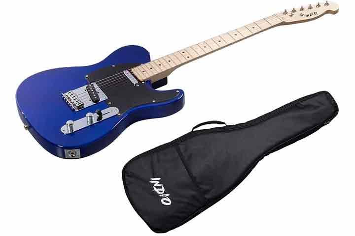 Monoprice Indio Retro Classic Electric Guitar 610264