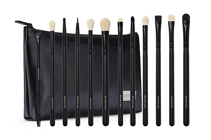 Morphe Eye Obsessed Makeup Brush Collection