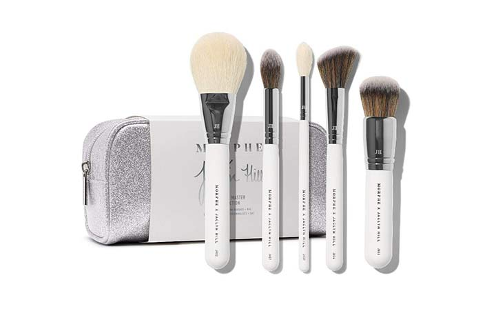 Morphe Jaclyn Hill The Face Collection Brush Set