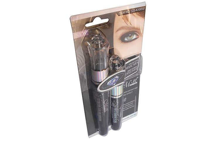 N&M Extra Curl & Volume Mascara & Eyeliner