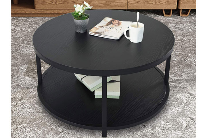NSDirect Round Coffee Table