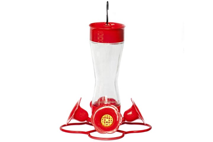 Natures Rhythm Hummingbird Feeder