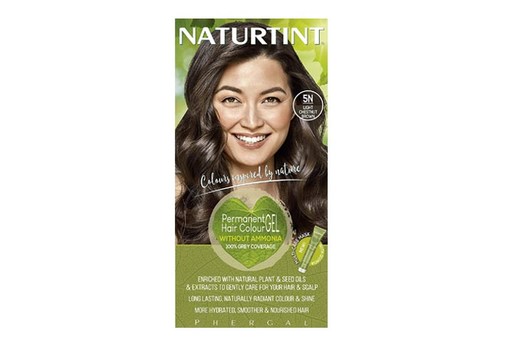 Naturtint Permanent Hair Color 5N Light Chest Brown