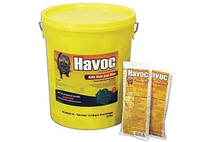 Neogen Havoc Rodenticide Bait Pack Pellets