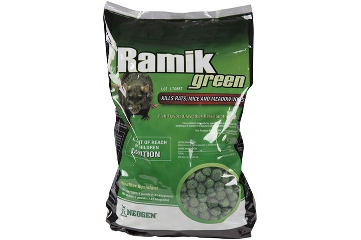 Neogen Ramik Green Rodenticide Nuggets