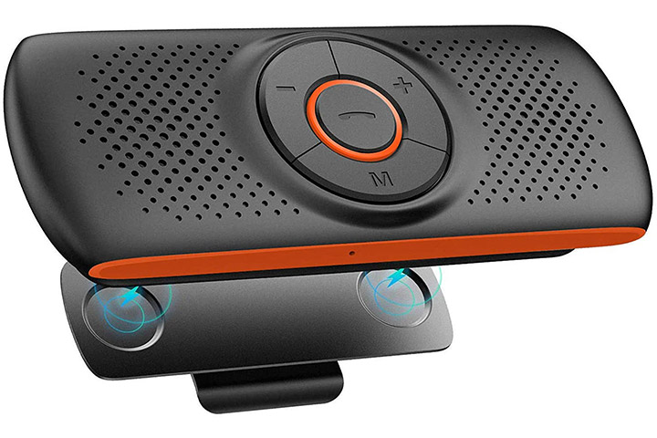 Netvip Bluetooth Handsfree Speakerphone