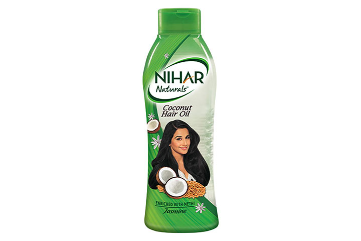 Nihal Naturals Coconut Hair Oil