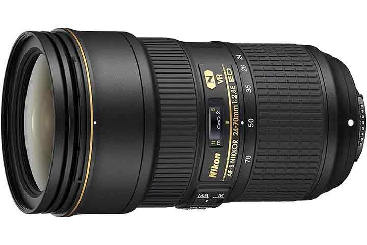 Nikon Vibration Reduction Zoom Lens