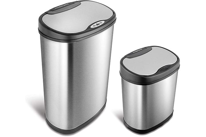 NineStars Automatic Touchless Trash Can