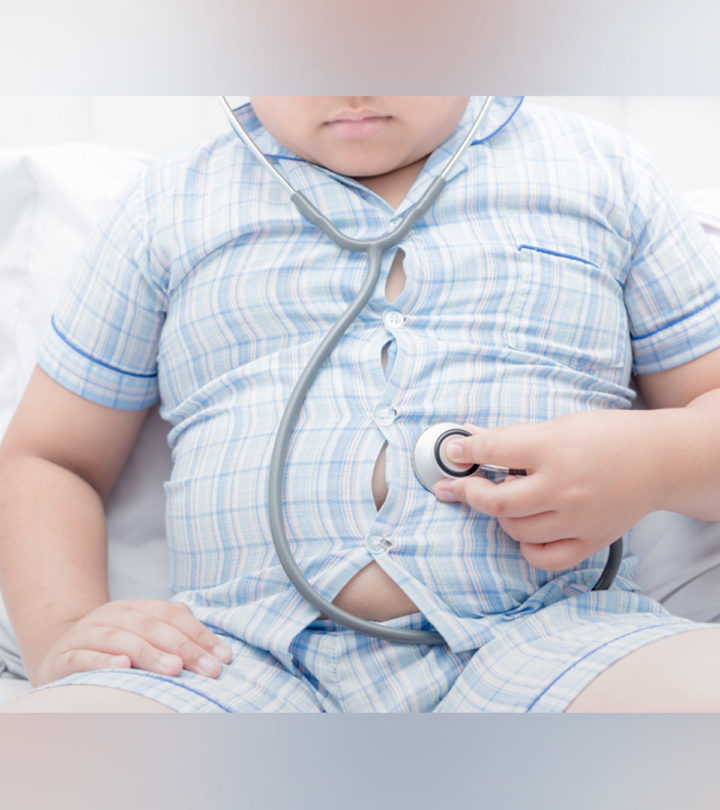 Obesity In Children Causes, Risks, Treatment And Prevention