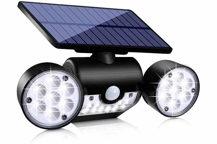 Ollivage Solar Motion Sensor Light