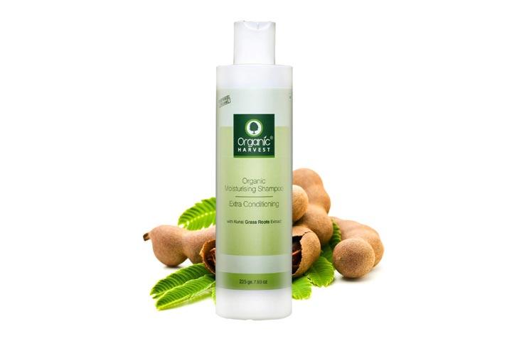 Organic Harvest Organic Moisturizing Shampoo