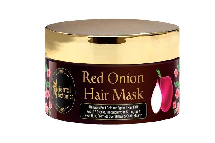 Oriental Botanics Red Onion Hair Mask