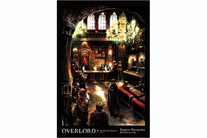 Overlord The Men Of The Kingdom Part I, Vol. 5