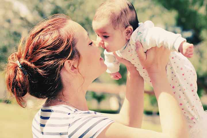 Pamper Your Baby Once You Get Back
