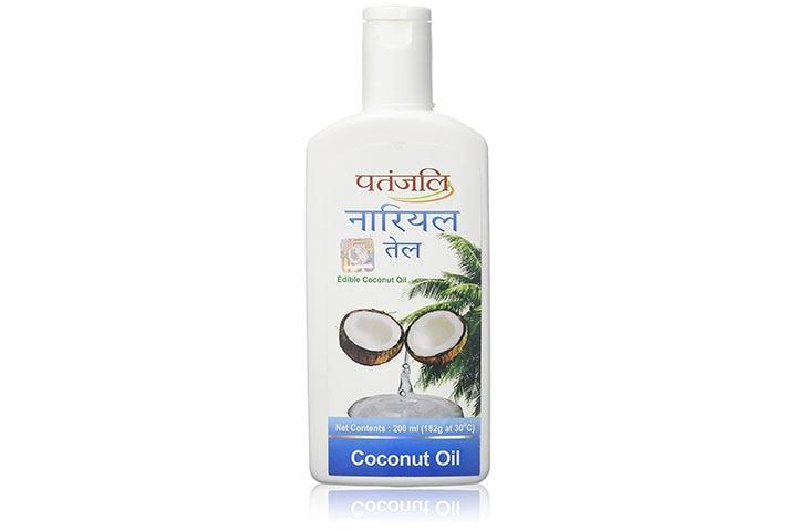 Patanjali Coconut Oil