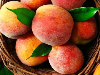 क्या प्रेगनेंसी में आड़ू खाना चाहिए? फायदे व नुकसान | Peach In Pregnancy In Hindi