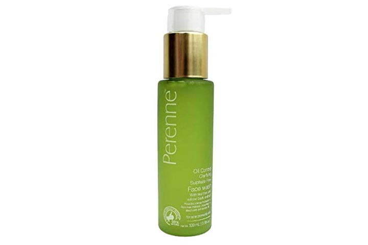 Perenne Oil Control Clarifying Face Wash