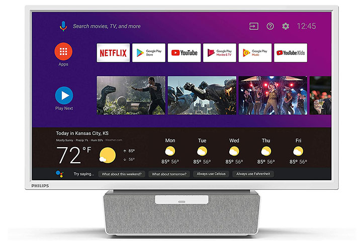 Philips 6000 Series 24inch Android TV- 24PFL6704